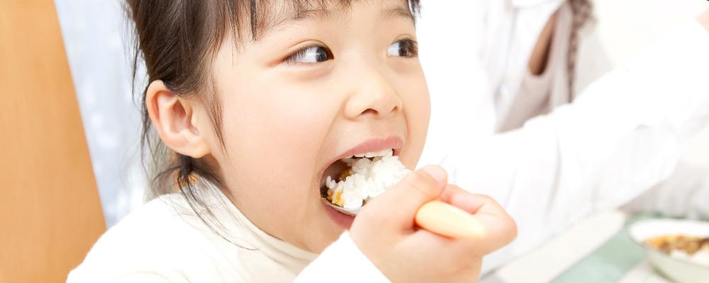お子様の歯をきれいな歯、強い歯にする「食」に関する5か条