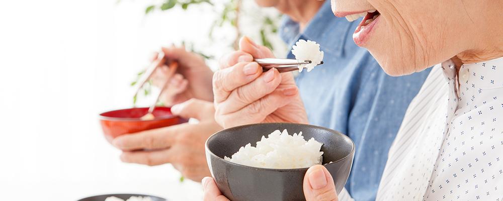 要介護高齢者を支援する「食」に関する5ヶ条
