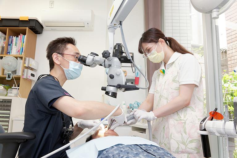 歯周病治療のメニューについて