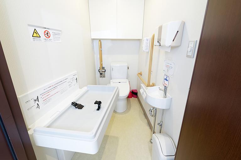お手洗い・おむつ替えシート