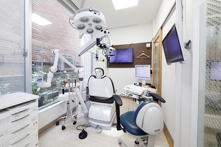 1階診療室②