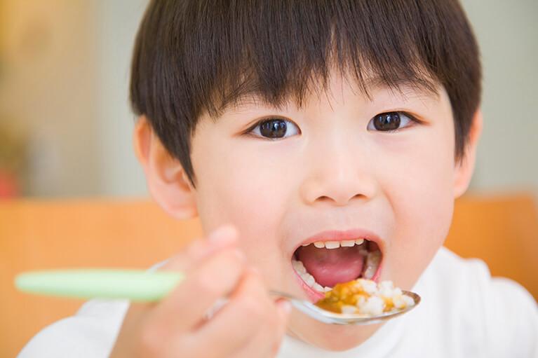 永久歯完成前(約12歳前)の治療)抑制矯正治療、I期治療)